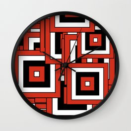 TETRIS SERIES - BULLSEYE Wall Clock