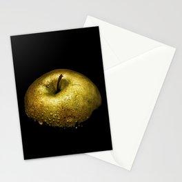 Golden Apple Wet Stationery Cards