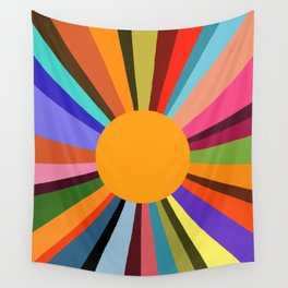 technicolor dream 003 Wall Tapestry