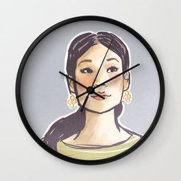 elementary: joan watson [3] Wall Clock