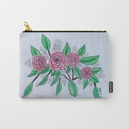 Roses VI Carry-All Pouch