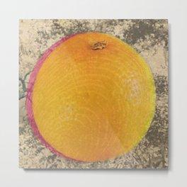 Nature's Thumbprint #2 Metal Print