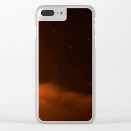 Volcanos National Park 2 Clear iPhone Case