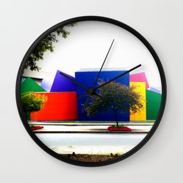 Strong Museum of Play Wall Clock