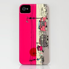 Pink Sky Slim Case iPhone (4, 4s)