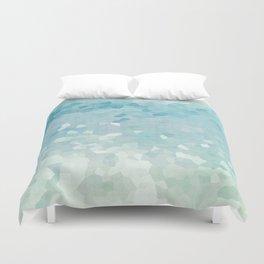 Ocean Palette Duvet Cover