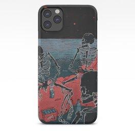 Beachghosts iPhone Case