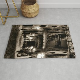 Jack the Rippers London Rug