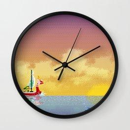 Pixelized : Wind Waker  Wall Clock