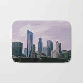 The Windy City Bath Mat