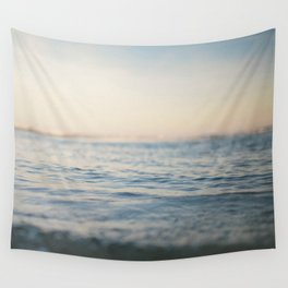 Sinking in Thin Air Wall Tapestry