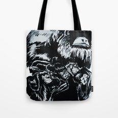Old World Monkeys Tote Bag