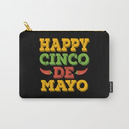Happy Cinco De Mayo Carry-All Pouch