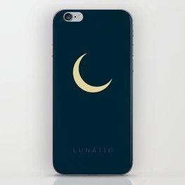 LUNATIC iPhone Skin