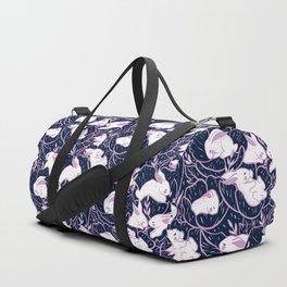 Where the bunnies sleep Duffle Bag