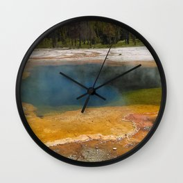 Unexpected Beauty Wall Clock