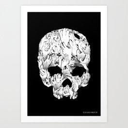 Shirt of the Dead Art Print