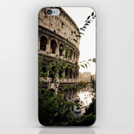the collosseum iPhone Skin