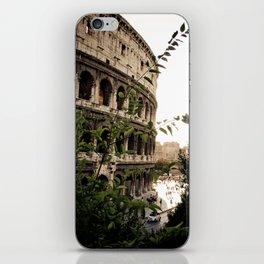 the collosseum iPhone Skin