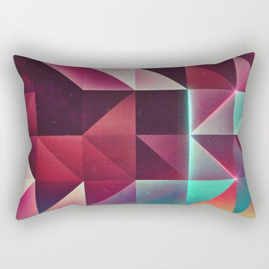 yp tri glww Rectangular Pillow