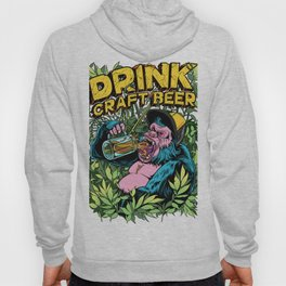 Drink Craft Beer Hoody