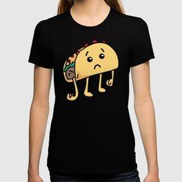 Sad Taco - Not Tuedsay T-shirt