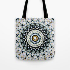 Just Because Nothingness Mandala Tote Bag