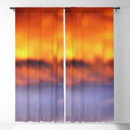 Summer Daze Blackout Curtain