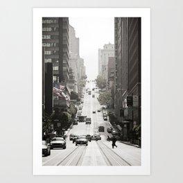 San Francisco 1 Art Print