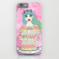Little Girl Lost Slim Case iPhone 6s