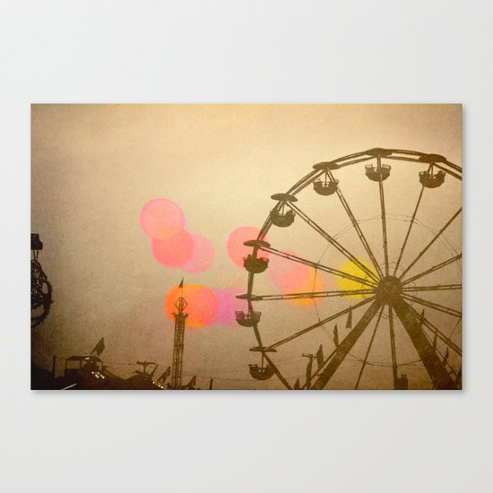 Return to Summer Canvas Print