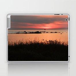 Serene Sunset Laptop & iPad Skin
