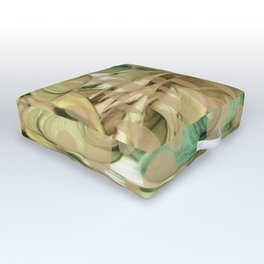 Mother of Zeus Outdoor Floor Cushion