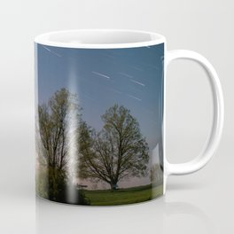 Spring Nights in Sandbanks Coffee Mug