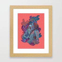 xplorer Framed Art Print
