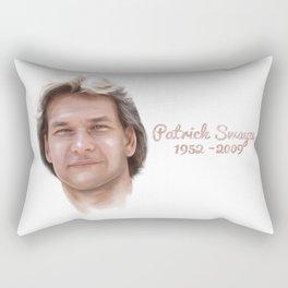 Patrick Swayze Rectangular Pillow
