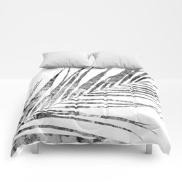 Palm Leaves VII Comforters