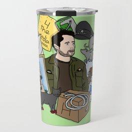 Charlie Kelly Travel Mug