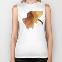 grace Biker Tanks featuring grace by lucyliu