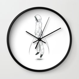Levitate Wall Clock