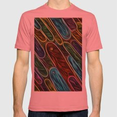 Spirits Pomegranate Mens Fitted Tee SMALL