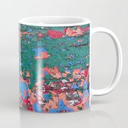 Chipping Paint Coffee Mug