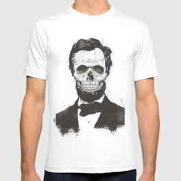 Dead Lincoln (b&w) T-shirt