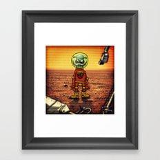 Gagarin Framed Art Print