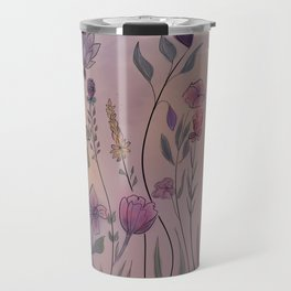 A profusion of flowers Travel Mug