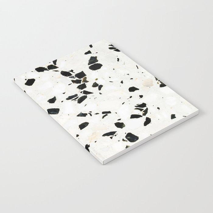 Terrazzo Texture Notebook
