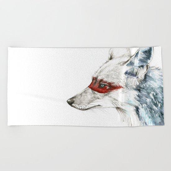 Coyote I Beach Towel