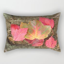 As the Seasons Turn Rectangular Pillow