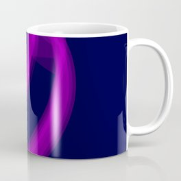 Shape Of Love Coffee Mug