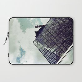Louvre Pyramid I Laptop Sleeve